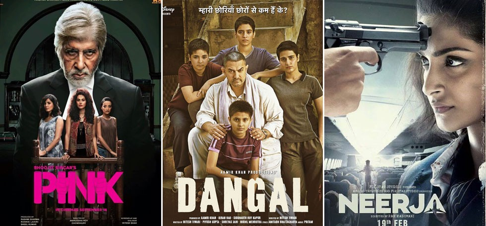 top rated movies of 2016 bollywood